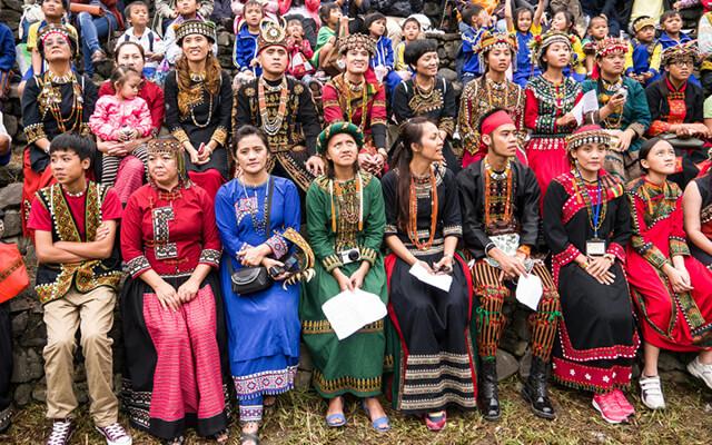 Đài Loan có 14 bộ tộc bản địa có ngôn ngữ riêng