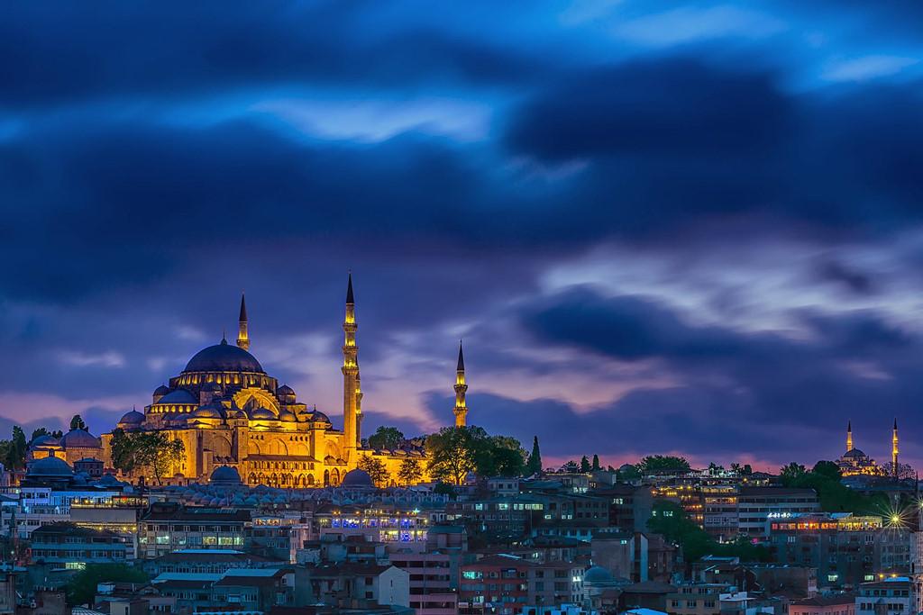 Thành phố Istanbul, Thổ Nhĩ Kỳ