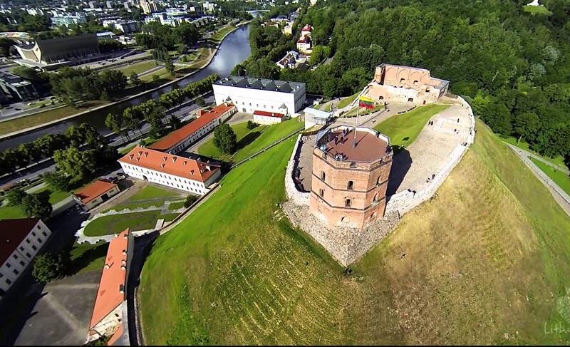 Tòa tháp Gediminas