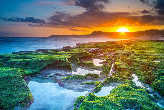 Du lịch Đài Loan vào mùa hè rất thích hợp để tham gia các hoạt động thú vị tại biển