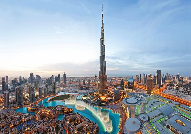 Mùa nào đẹp nhất để đi du lịch Dubai?