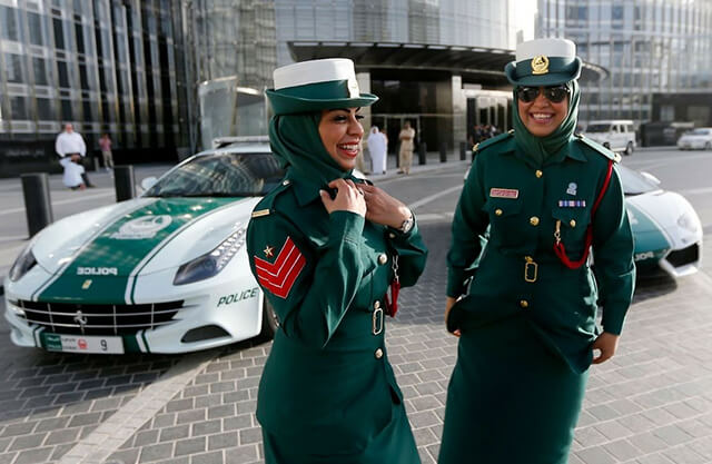 Luật pháp của Dubai được xây dựng dựa trên những chuẩn mực của Hồi giáo