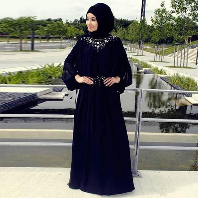 Trang phục truyền thống của nữ giới ở Dubai