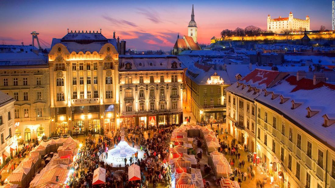 Thủ đô Bratislava