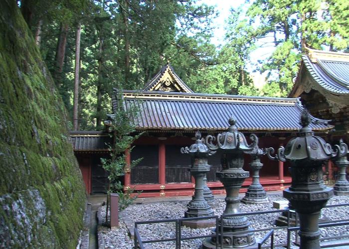 Đền Nikko Futarasan