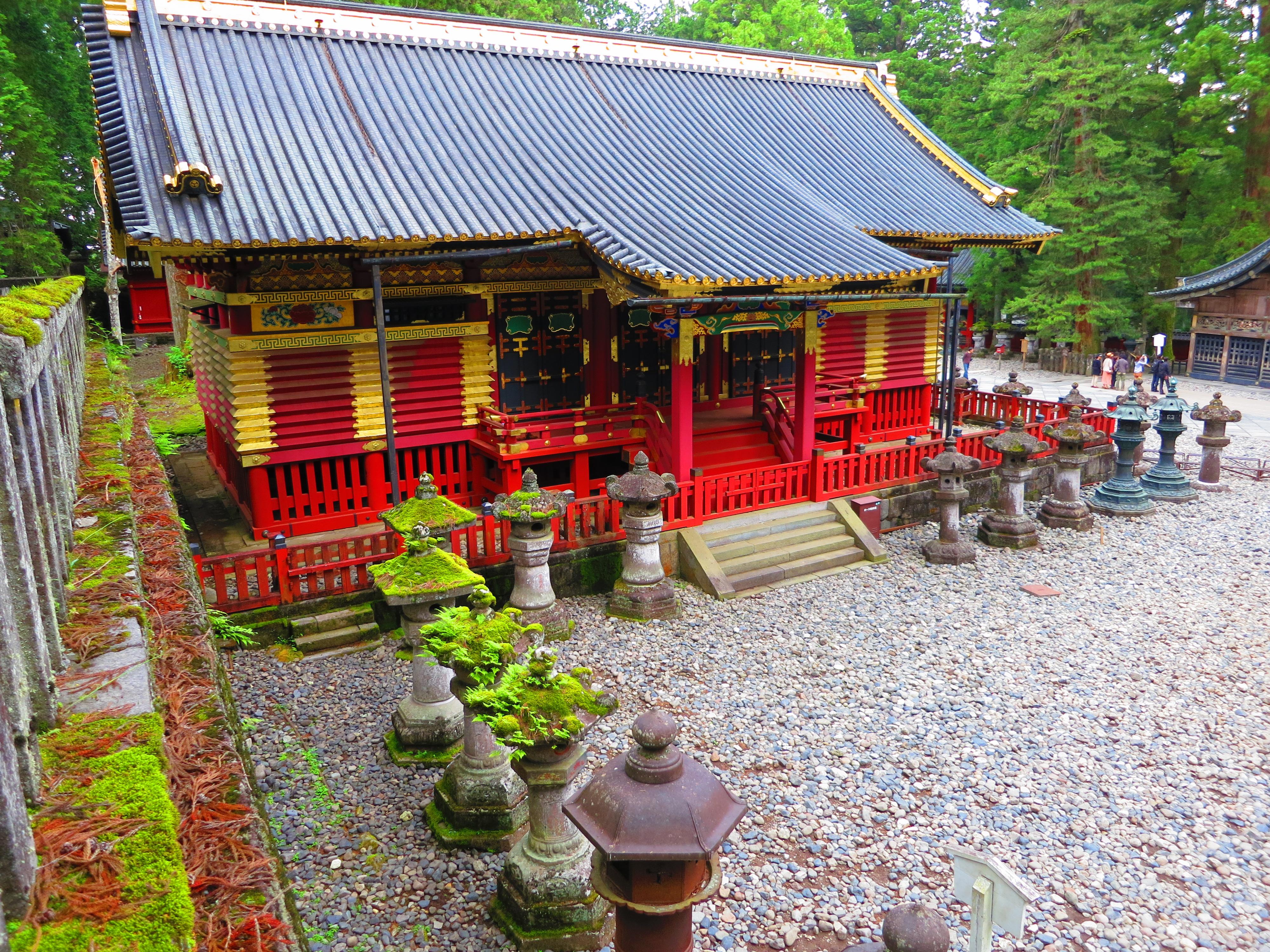 Đền Nikko Tosho-gu