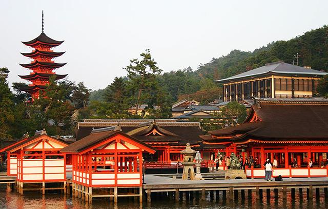 Cụm đền chùa Nikko, Nhật Bản