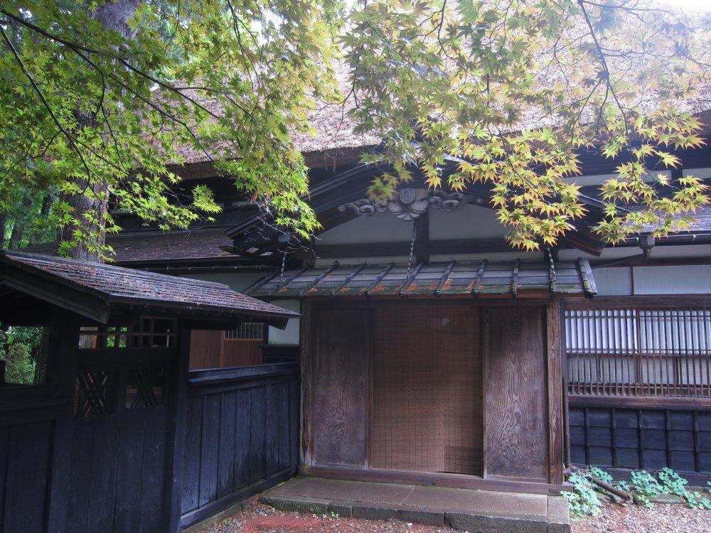 Thị trấn Kakunodate, tỉnh Akita
