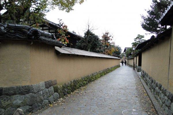 Thị trấn Nagamachi, tỉnh Ishikawa