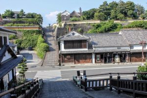 Chiến binh Samurai nổi tiếng ở đâu trên đất nước Nhật Bản?
