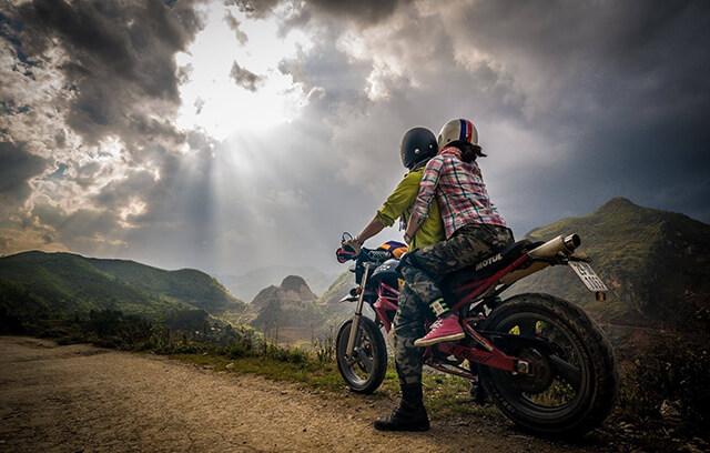 Nếu lựa chọn phượt Sapa bằng xe máy thì hãy chắc rằng bạn có một tay lái vững vàng