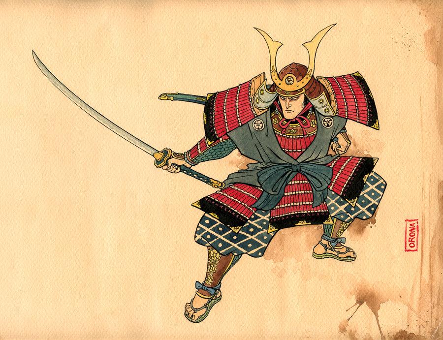 Samurai Nhật Bản