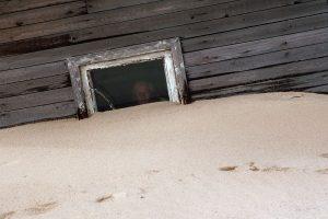 Shoyna – Ngôi làng cát nổi tiếng ở Nga nhiều người mê