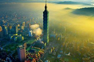 """Taipei 101 – Tòa tháp làm lên """"tên tuổi"""" cho du lịch Đài Loan"""