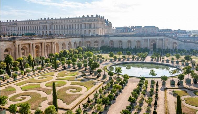 Versailles nước Pháp