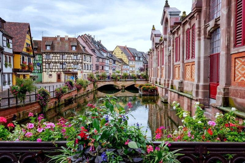 Colmar nước Pháp