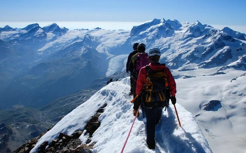 Chinh phục ngọn núi Matterhorn