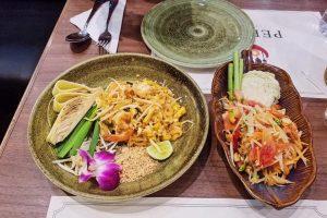 Ẩm thực Bangkok trong hành trình du lịch Thái Lan 5n4d của chúng tớ!
