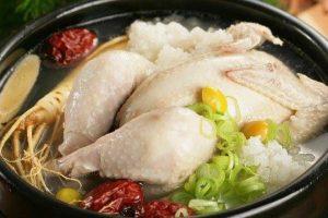 Thưởng thức những món ăn tuyệt vời khi đi du lịch Hàn Quốc mùa hè