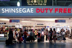 Làm thế nào để được mua sắm miễn thuế khi đi du lịch Hàn Quốc?