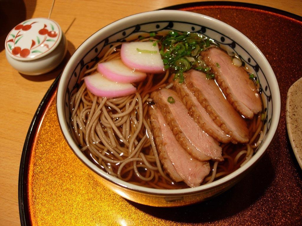 Mì Soba Okinawa