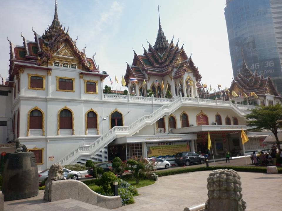 chùa Thuyền (Wat Yannawa)