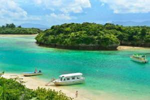 Hòn đảo nổi đẹp tựa thiên đường – Okinawa, Nhật Bản