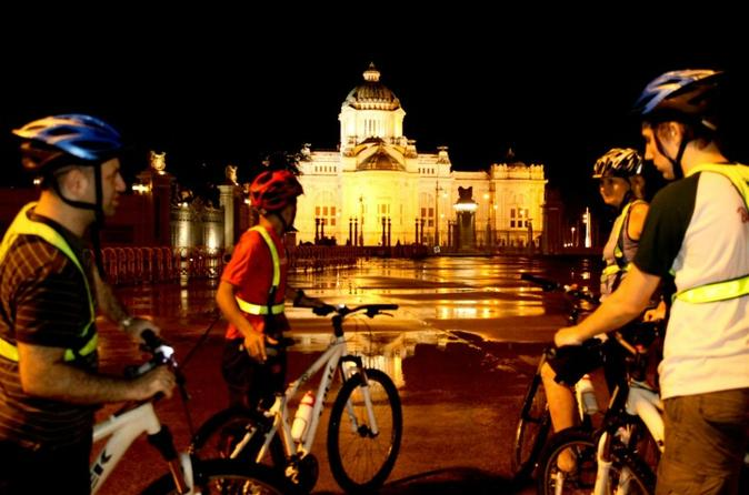 tour Bangkok Sunset Bike Ride
