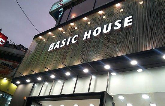 Thương hiệu quần áo Basic House nổi tiếng của Hàn Quốc