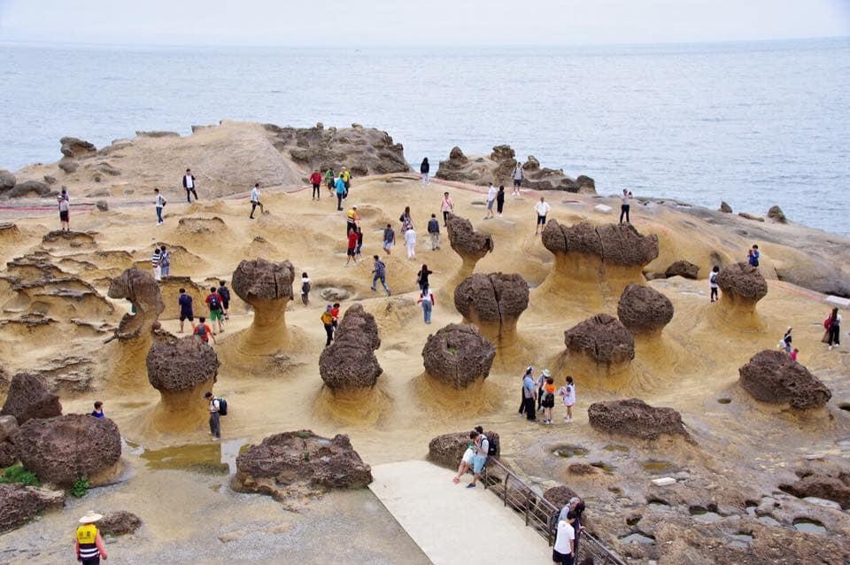 Công viên địa chất Dã Liễu