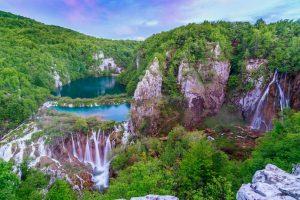 Công viên quốc gia Plitvice – Kỳ quan thiên nhiên của trời Âu