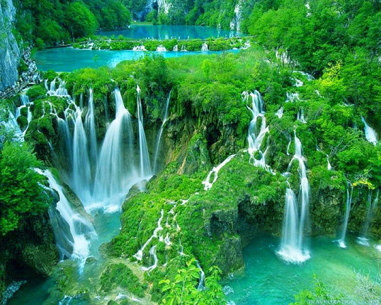 Công viên quốc gia Plitvice - Kỳ quan thiên nhiên của trời Âu