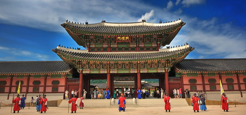 Cung điện Gyeongbokgung, Hàn Quốc