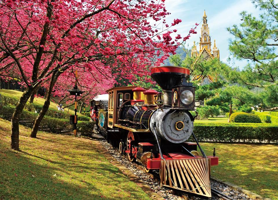 Mùa xuân ở Đài Loan
