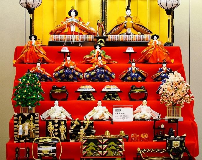 Nguồn gốc của lễ hội búp bê Hina Matsuri