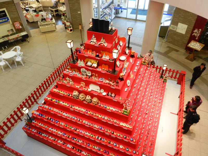 Lễ hội búp bê Hina Matsuri, Nhật Bản