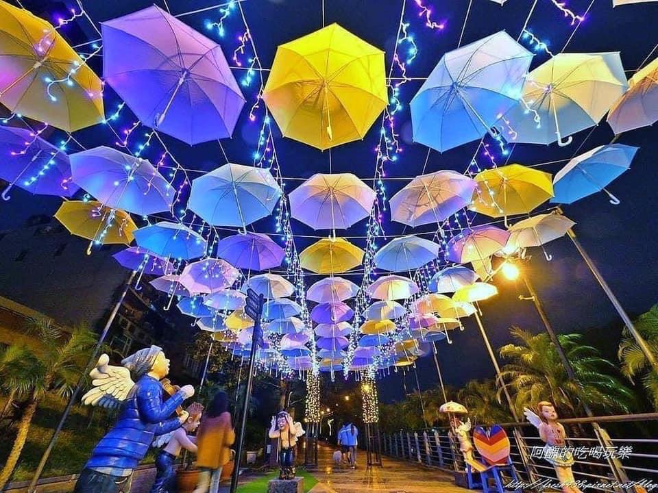 Lễ hội nhạc nước Taipei, Đài Loan 2019