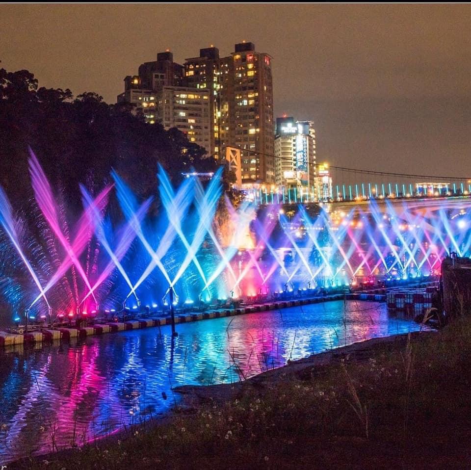 Lễ hội nhạc nước Taipei, Đài Loan 2019 (Ảnh sưu tầm)