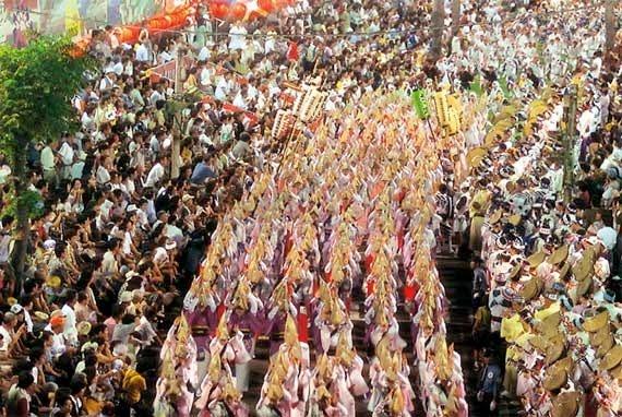 Nguồn gốc của lễ Obon, Nhật Bản
