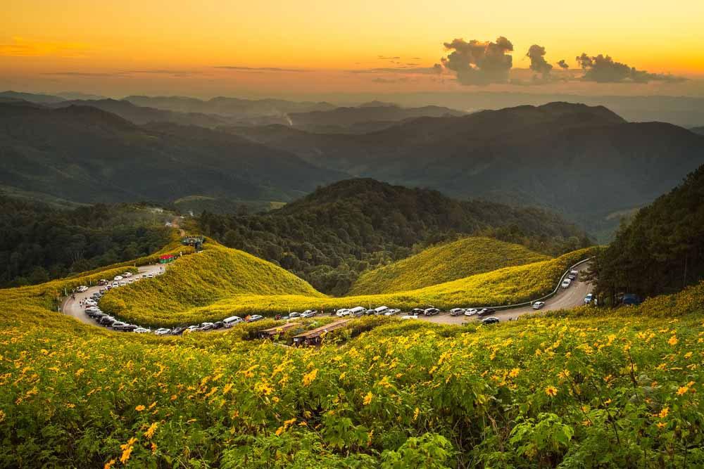 Mae Hong Son - vùng đất kỳ thú ở Thái Lan