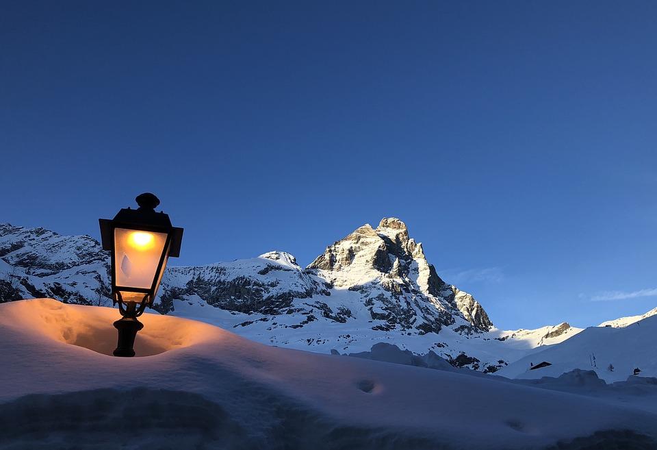 ngọn núi Matterhorn