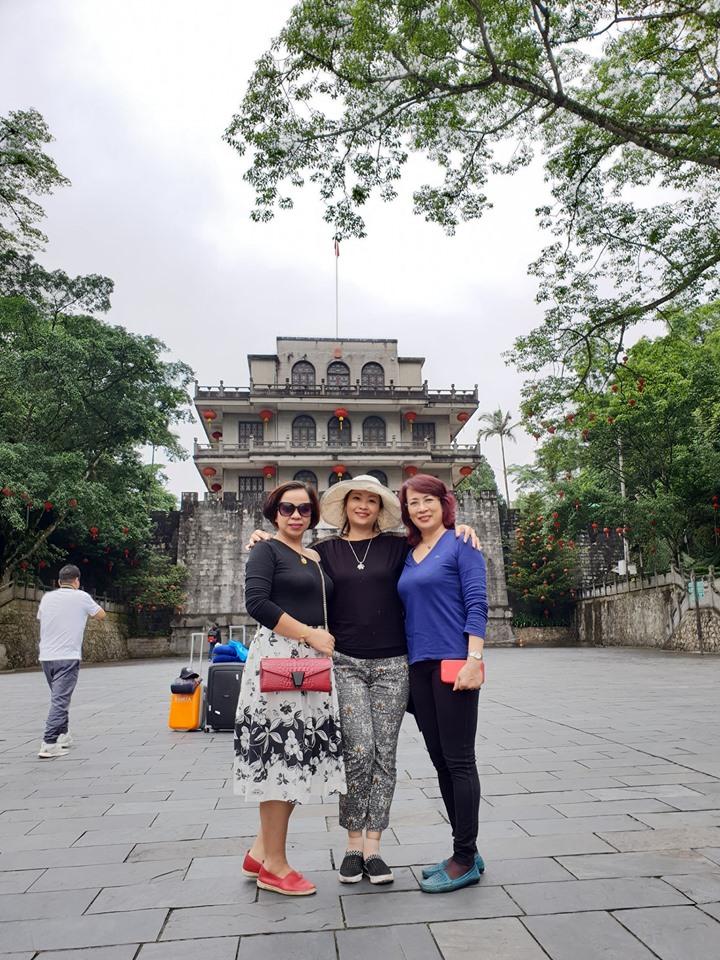 Hữu Nghị Quan, Trung Quốc