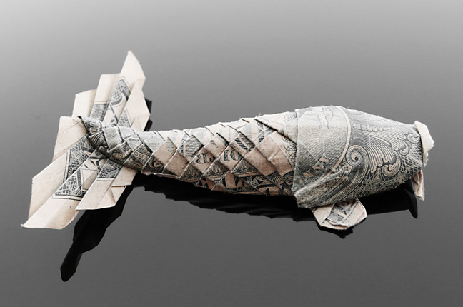 nghệ thuật gấp giấy Origami