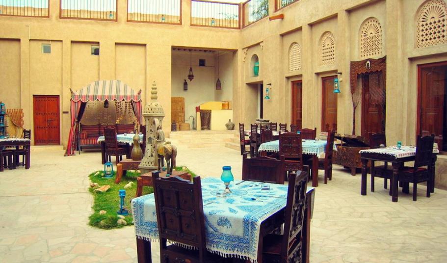 Nhà hàng Bastakiah Nights