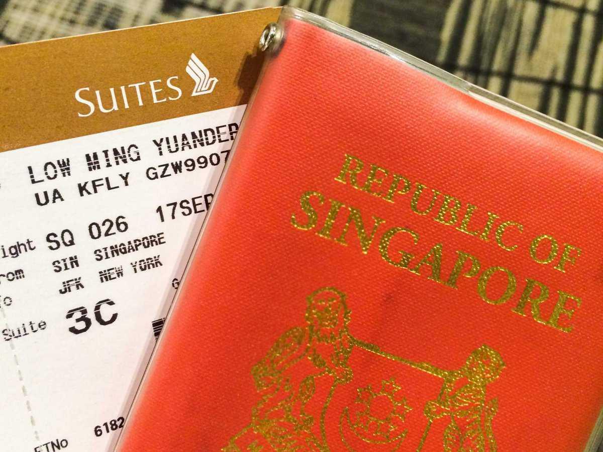 Thủ tục xuất nhập cảnh Singapore – Malaysia
