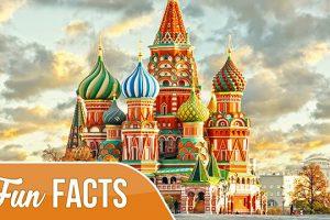 5 sự thật siêu bất ngờ về nước Nga
