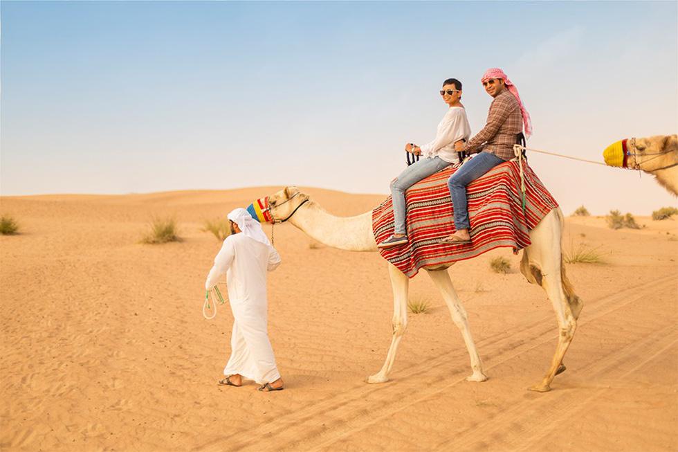 Khám phá sa mạc Safari, Dubai