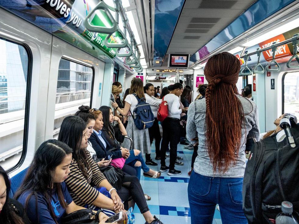 Hệ thống tàu điện ngầm