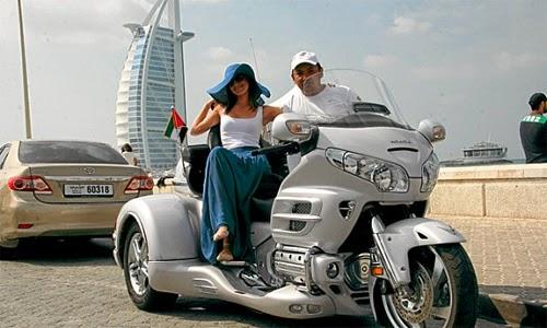 Xe mô tô Dubai