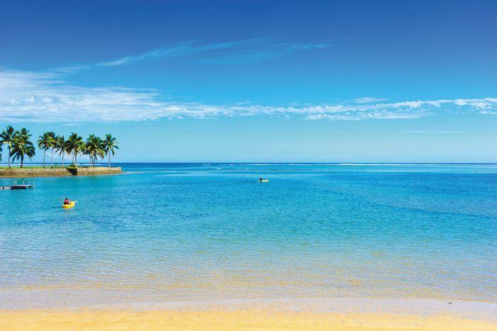 Bãi biển Coral Coast thuộc Tây Úc